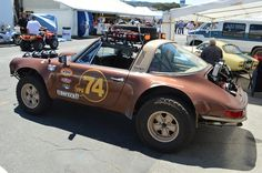 old porsche offroad - Google Search