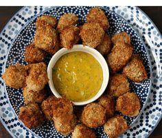 Paleo Chicken Nuggets Recipe #paleo #recipe #food