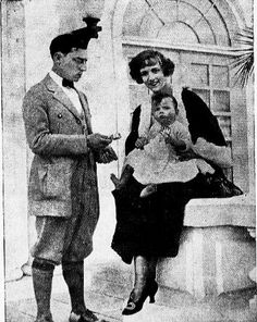 Buster, Constance and Joseph (soon to be James)