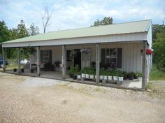 """Excellent business location on busy U.S. Hwy 160, 6 miles from Doniphan. Business is currently a greenhouse but could be converted into other types of business. This has 4 acres m/l of land with the business. Main building is 1200 sq ft with office and restroom, with metal roof. Greenhouse is 2,880 sq ft which is the """"STUPPY"""" brand, the plastic was new in 2013, dual controls, fans and vent. Listed at $98,500 in Fairdealing MO"""