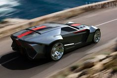 Lamborghini Avispado Concept
