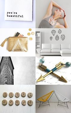 You're Beautiful...  by ana almeida on Etsy--Pinned with TreasuryPin.com