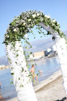 Hotel Wedding, Wedding Events, Weddings, Crete Hotels, Table Decorations, Holiday, Home Decor, Vacations, Decoration Home