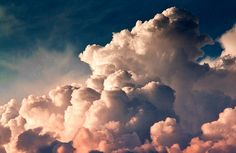 beauty clouds
