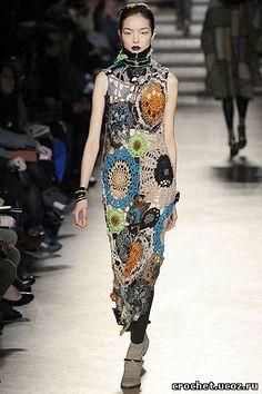 Outstanding Crochet: Designer: Missoni