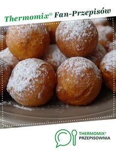 Donuts on a homogenized cheese is a recipe created by the user al . Oreo, Donuts, Hamburger, Cheese, Recipes, Food, Kitchen, Thermomix, Frost Donuts