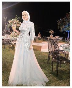Hijab Prom Dress, Hijab Gown, Muslimah Wedding Dress, Hijab Evening Dress, Hijab Wedding Dresses, Prom Dresses With Sleeves, Evening Dresses, Bridesmaid Dresses, Wedding Hijab Styles