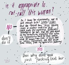The Feministing Five: Naoise Dolan. Is it appropriate to cat call this woman?