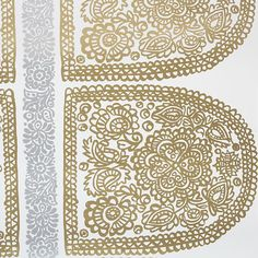 Inspirational letter B (marimekko wrap) NEED this for our house! Textile Patterns, Cool Patterns, Print Patterns, Christmas Trends, Touch Of Gold, Painted Paper, Marimekko, Pattern Design, Wrap Pattern