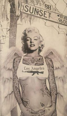 Marilyn Monroe Art ❤️