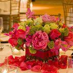 Charlotte Design: Weddings - Reception flowers beautiful ideas