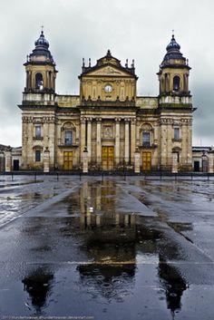 guatemalteco Iglesia Ciudad de Guatemala.