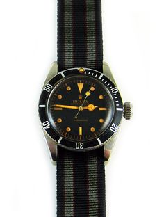 Welcome To RolexMagazine.com...Home Of Jake's Rolex World Magazine..Optimized for iPad and iPhone: The Real James Bond Watchstrap Comes To Life