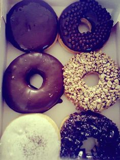 four seasons donuts from @ doughmesstic four seasons seattle doughnuts ...