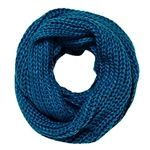 Chunky Knit Infinity Scarf - Teal#utm_campaign=type102_medium=HardPin_source=Pinterest