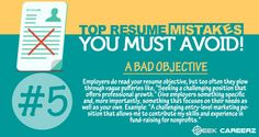 Some mistakes you should avoid doing! ‪#‎resume‬ ‪#‎tips‬ ‪#‎seekcareerz‬