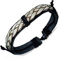 Leren armband mannen K685