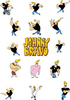 Johnny Bravo characters - Vectors Like Old Cartoon Network, Cartoon Network Characters, Disney Characters, Fictional Characters, Jhonny Bravo, Imdb Tv, Babylon 5, Magic Mike, Old Cartoons