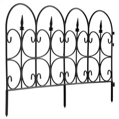 Our best selling regency fence offers great value for money. Visit your local store for the rest of our amazing gardening range Sensory Garden, Esschert Design, Begonia, Jewelry Holder, Amazing Gardens, Regency, Indoor Plants, Fence, Home And Garden