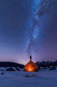 Ales Krivec – Pod gwiaździstym niebem