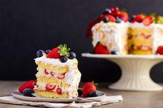 İtalyan Merengli Kırmızı Meyveli Pasta_1