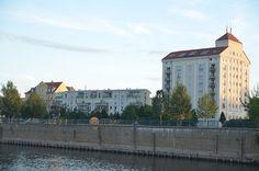 Speicher in Magdeburg-Buckau