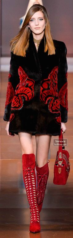 Versace Fall 2014 - pinned by Maria