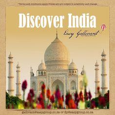 """좋아요 9개, 댓글 0개 - Instagram의 Easy Gallivant(@easygallivant)님: """"🇮🇳 Discover India 🇮🇳 🕌 Discover the Golden Triangle from R10999pp 🏏 Experience the IPL from only…"""" Golden Triangle, Backpacker, Taj Mahal, How To Apply, India, Easy, Travel, Backpacking, Viajes"""