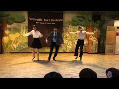 [AJW2013] Instructors' Performance (Mike Faltesek, Laura Glaess, Ramona Staffeld)