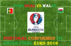 Portugal Conformed to enter final euro 2016