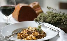 This lamb ragu cavatelli is a delicious southern Italian version of a   bolognese sauce, given a particular lift by the fresh mint added towards the   end.