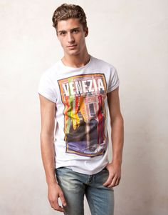 Pull and Bear. Venice, Bear, My Style, Mens Tops, T Shirt, Fashion, Blouses, Tee, Moda