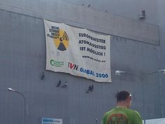 """Patrick Süß: Vorfreude gemeinsam mit der Organisation """"Global 2000"""" für einen europaweiten Atomausteig zu kämpfen!"""