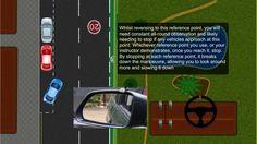 Parallel Parking (Reverse Parking) Tips Driving Lesson easy Instruction UK DSA/DVLA Car Test Video