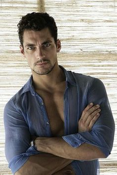 David Gandy - I think I'm like addicted to looking at pics of this guy.  - perfection