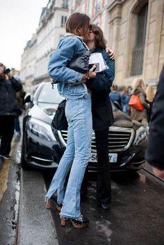 30 idées de looks avec un jean - Blog de Marliette