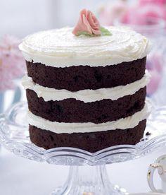 Recept na marshmallow krém Vanilla Cake, Tiramisu, Icing, Food And Drink, Ethnic Recipes, Marshmallows, Basket, Marshmallow