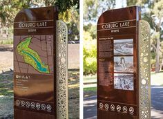 Coburg Lake Reserve Wayfinding Strategy Coburg Lake has been central to the lives of the Moreland community for over a hundred years. It has witnessed many changes of use and contains many cherished landmarks. With recent refurbishment of its facilities, ASPECT Studios were engaged to develop a family of wayfinding and gateway signage that would …