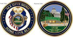 Law Enforcement Memorial, Honor Guard, Fallen Heroes, Utah, Memories, Store, Memoirs, Souvenirs, Larger