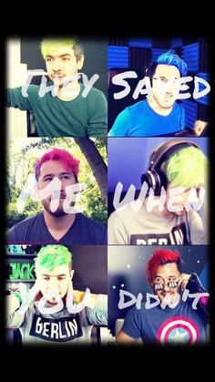 Yes they did and you tell me to stop watching even though are saving my life but if I had listened to you I would be dead~ASB