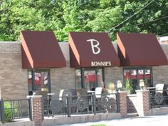 pictures of awnings on bars | Restaurant & Bar Awnings from NorthCoast Awning