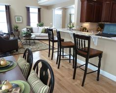 Paint Colors For Kitchens With Oak Cabinets Design, Pictures, Remodel, Decor and Ideas - page 5