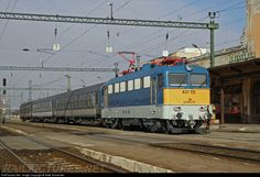 RailPictures.Net Photo: 112 Hungarian State Railways (MÁV) 431 at Békéscsaba, Hungary by Máté Szilveszter