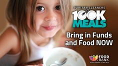 Each Spring we partner with the community to collect food & funds to help feed needy children over the summer by donating to the Central Virginia Food Bank. Our goal is #100KMeals