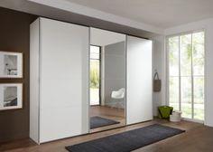 Sliding Closet Doors Design Ideas by no means go out of types. Sliding Closet Doors Design Ideas may be ornamente Ikea Mirror, Mirror Door, Mirrored Wardrobe, Wardrobe Closet, Mirrored Bedroom Furniture, Barn Style Doors, Sliding Closet Doors, Girl Bedroom Designs, Bedroom Ideas