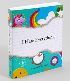 I clearly need this book