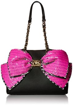 www.amazon.com gp aw d B01KUZ0U2C ref=mp_s_a_1_1?ie=UTF8&qid=1489184299&sr=8-1&pi=AC_SX236_SY340_QL65&keywords=purses+and+handbags+betsey+johnson Betsy Johnson Purses, Betsey Johnson Handbags, Fashion Handbags, Purses And Handbags, Fashion Bags, Monkey Bag, Fox Bag, Bow Purse, Cute Wallets