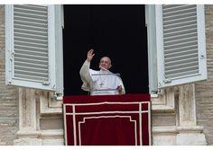 """""""Sólo Jesús es el Mesías"""", dijo el Papa a la hora del Ángelus - Radio Vaticano"""