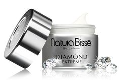 Natura Bisse Diamond Extreme Cream. My favorite face lotion
