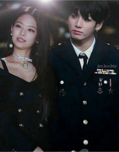 Read from the story jenkook Photo Blackpink And Bts, Aesthetic Movies, Jennie Blackpink, Ulzzang Girl, Bts Jungkook, Alter, Girl Group, Boyfriend, Anniversary
